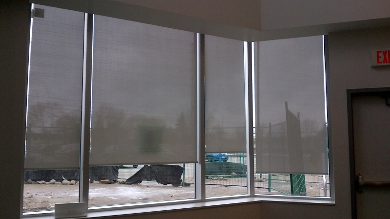 Commercial window solutions blinds shutters shades film for Commercial windows