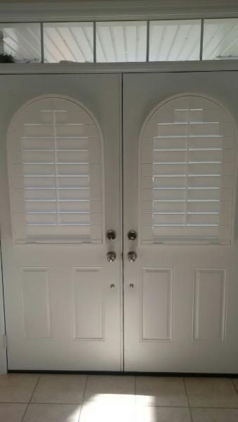 Front Door Specialty shapes