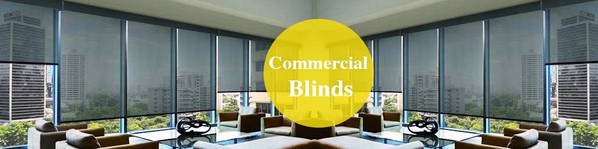 Commercial Blinds and Window Coverings