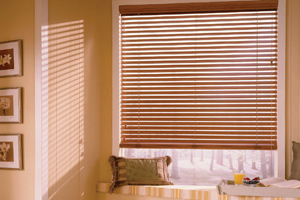 Wood Blinds Milton