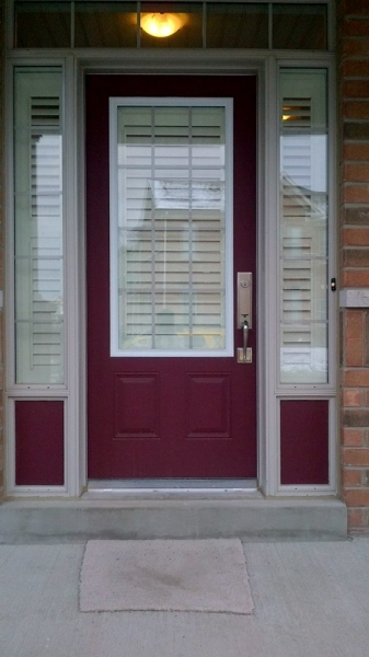 Door Window Shutters