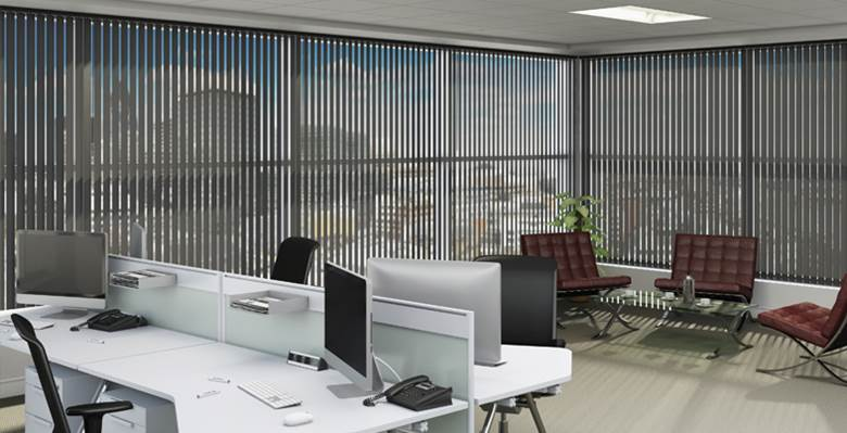 Commercial Window Covering