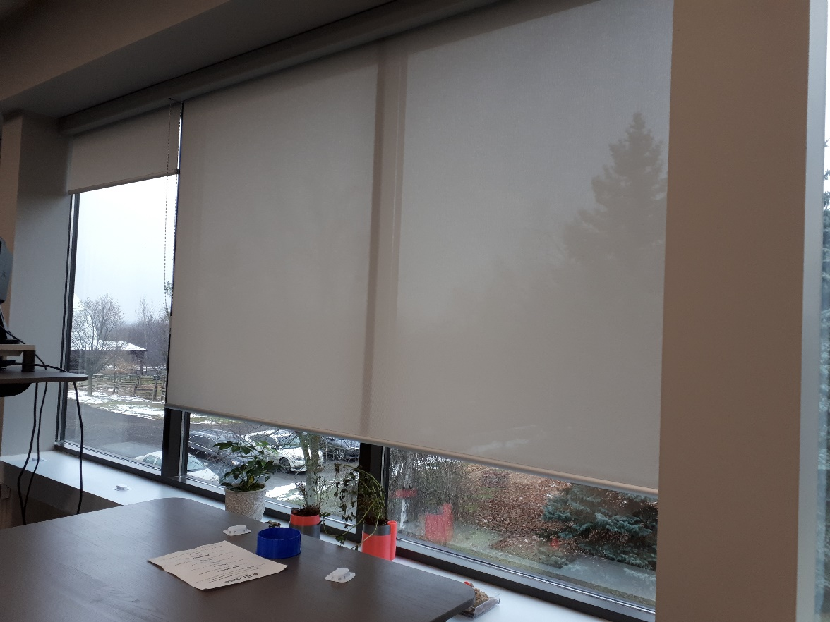 Commercial Window Cover