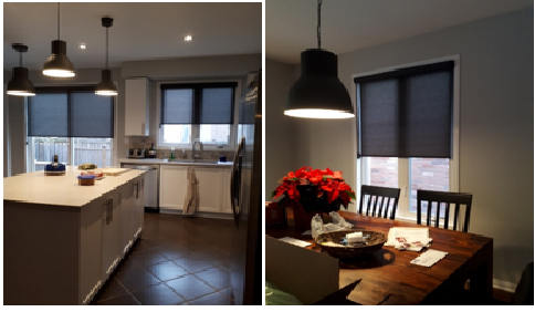 residential roller shades