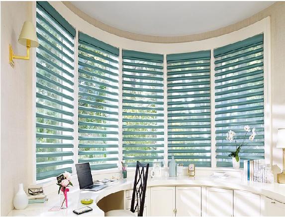 Bay Window Covering