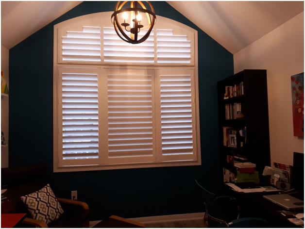 residential home shutters