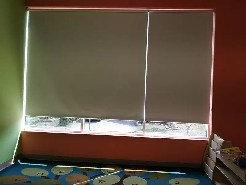 Toy Room Roller Shades
