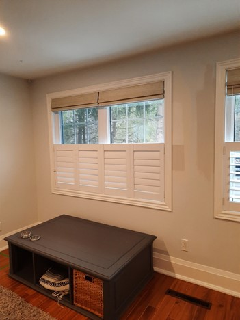 Get the Best Quality of Roman Shades by Milton Blinds